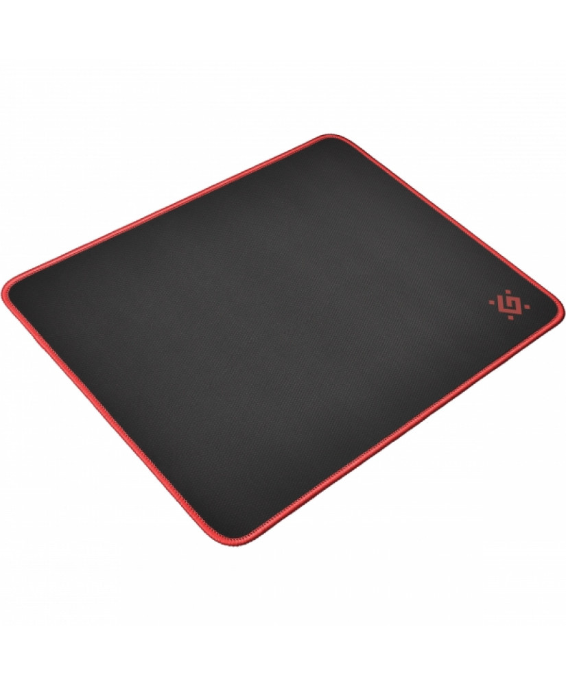 DEFENDER BLACK M GAMING MOUSE PAD size 360 x 270 x 3 mm