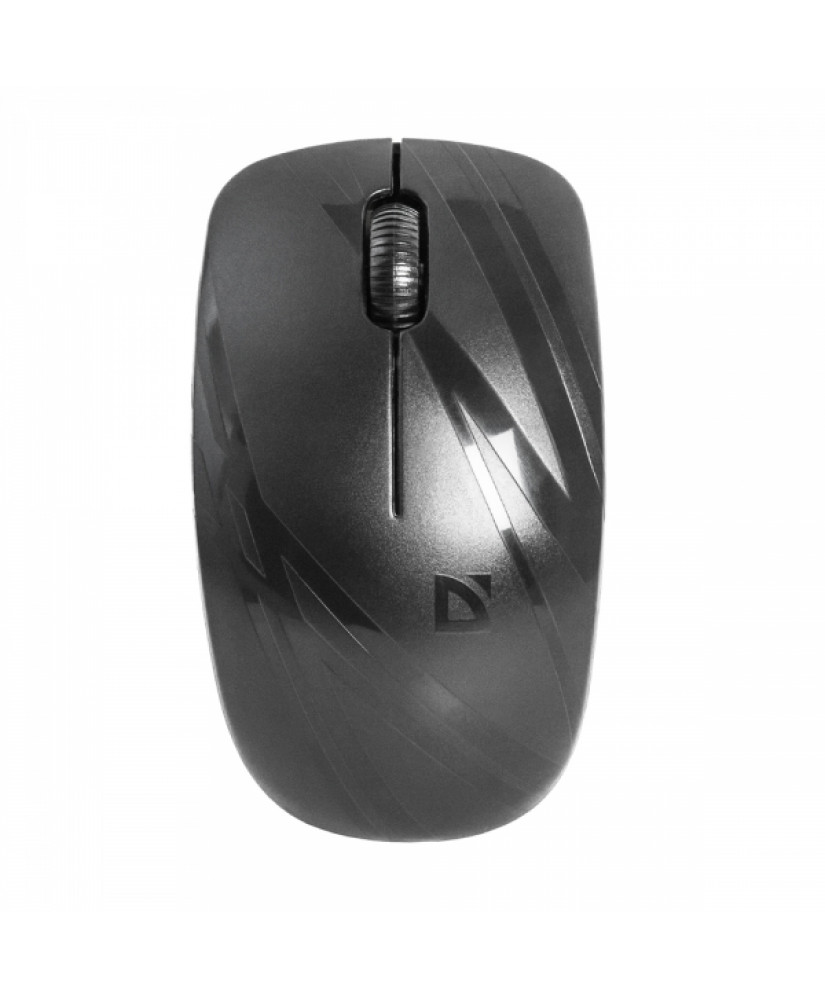 DEFENDER MM-035 DATUM WIRELESS LASER OPTICAL MOUSE 1600dpi black