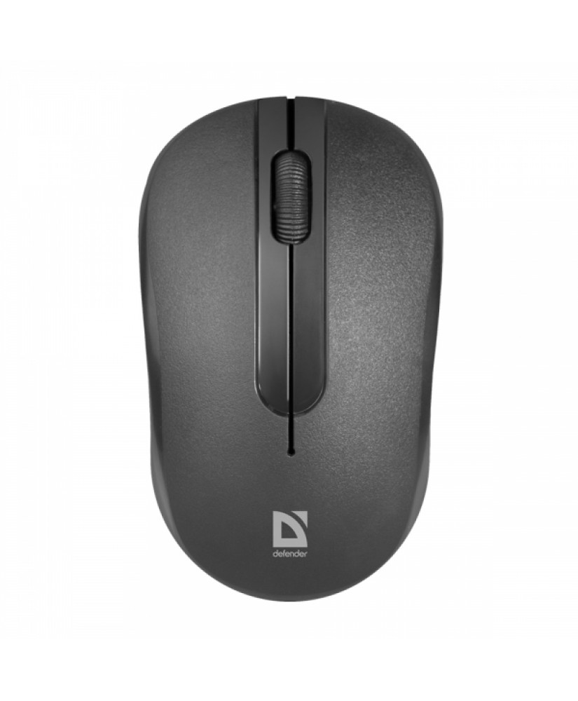 DEFENDER MM-285 DATUM WIRELESS OPTICAL MOUSE 1600dpi black