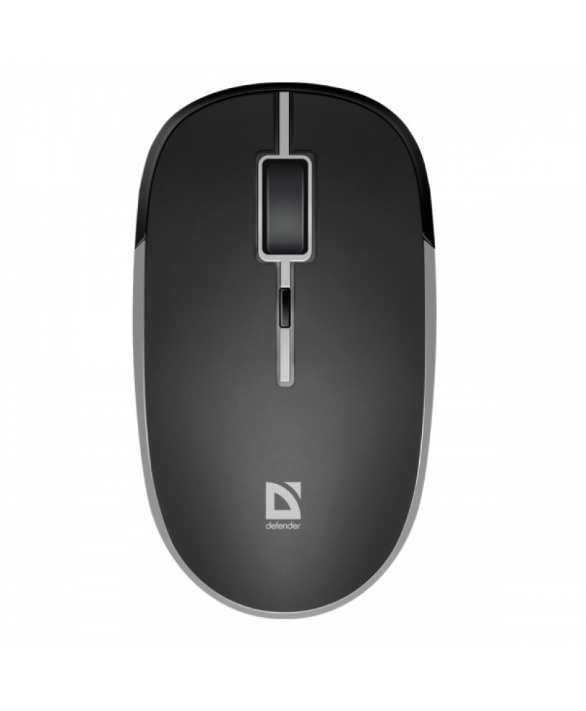 DEFENDER MB-775 HIT WIRELESS OPTICAL MOUSE 1600dpi 4D black