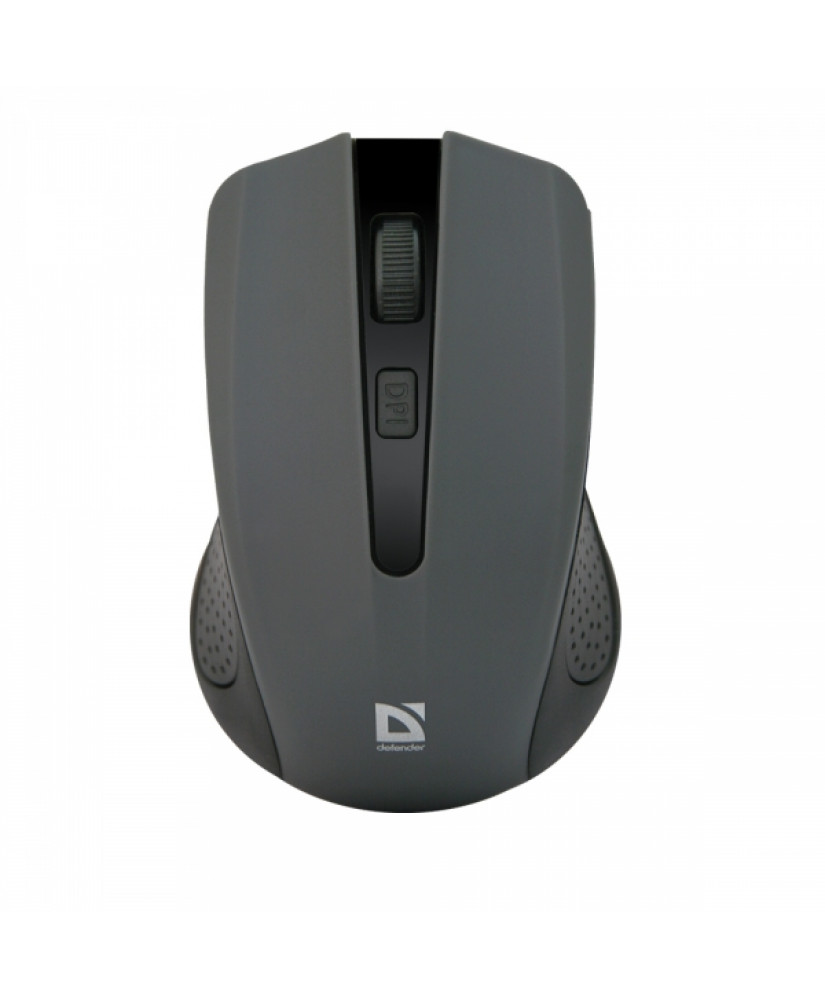 DEFENDER MM-935 ACCURA WIRELESS OPTICAL MOUSE 1600dpi grey black