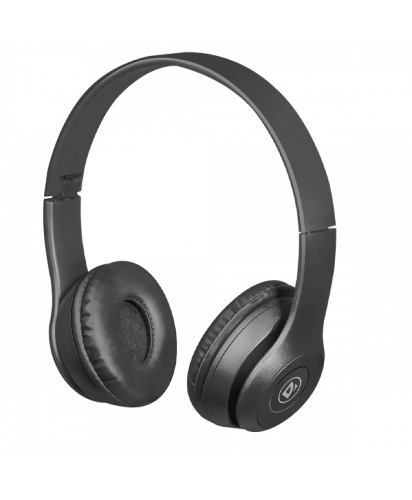 DEFENDER WIRELESS STEREO BLUETOOTH HEADPHONES FREEMOTION B515 black