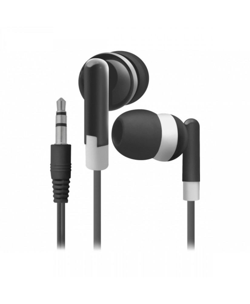 DEFENDER BASIC 617 IN EAR  HEADPHONES JACK 3.5mm 1.1m black