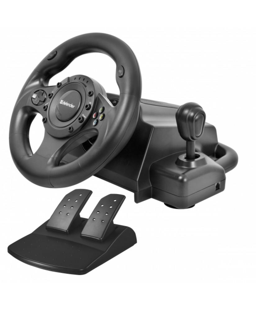 DEFENDER FORSALE DRIFT GT GAMING WHEEL PC / PS3