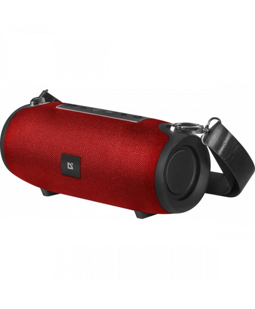DEFENDER PORTABLE BLUETOOTH SPEAKER ENJOY S900 red