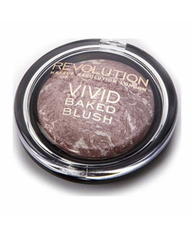 MAKEUP REVOLUTION ΡΟΥΖ BAKED BLUSHERS HARD DAY