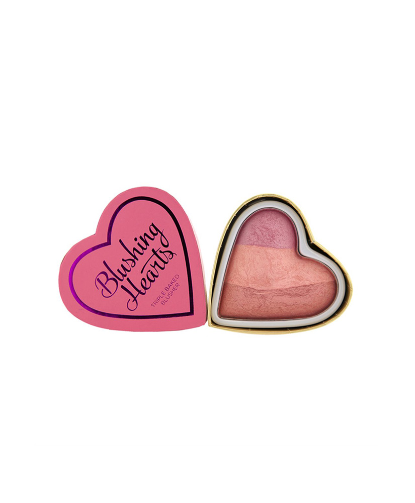 I HEART MAKEUP REVOLUTION ΡΟΥΖ HEARTS CANDY QUEEN OF HEARTS 10gr