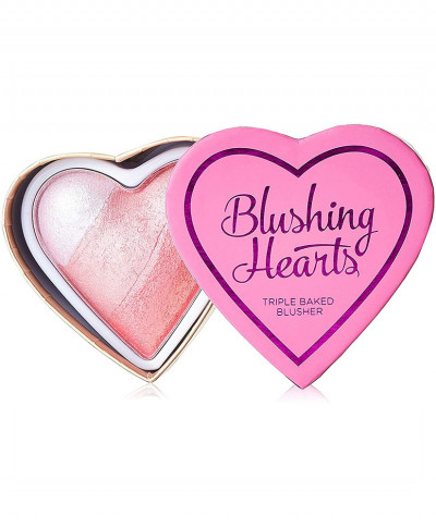 I HEART MAKEUP REVOLUTION ΡΟΥΖ BLUSHING HEARTS BURSTING WITH LOVE 10gr