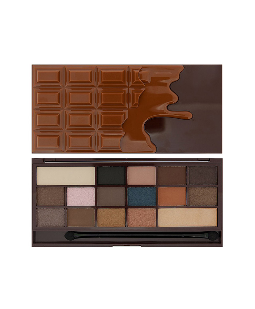 I HEART REVOLUTION ΠΑΛΕΤΑ MAKE UP CHOCOLATE SALTED CARAMEL
