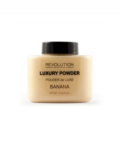 MAKEUP REVOLUTION ΠΟΥΔΡΑ LUXURY BAKING POWDER BANANA 42gr