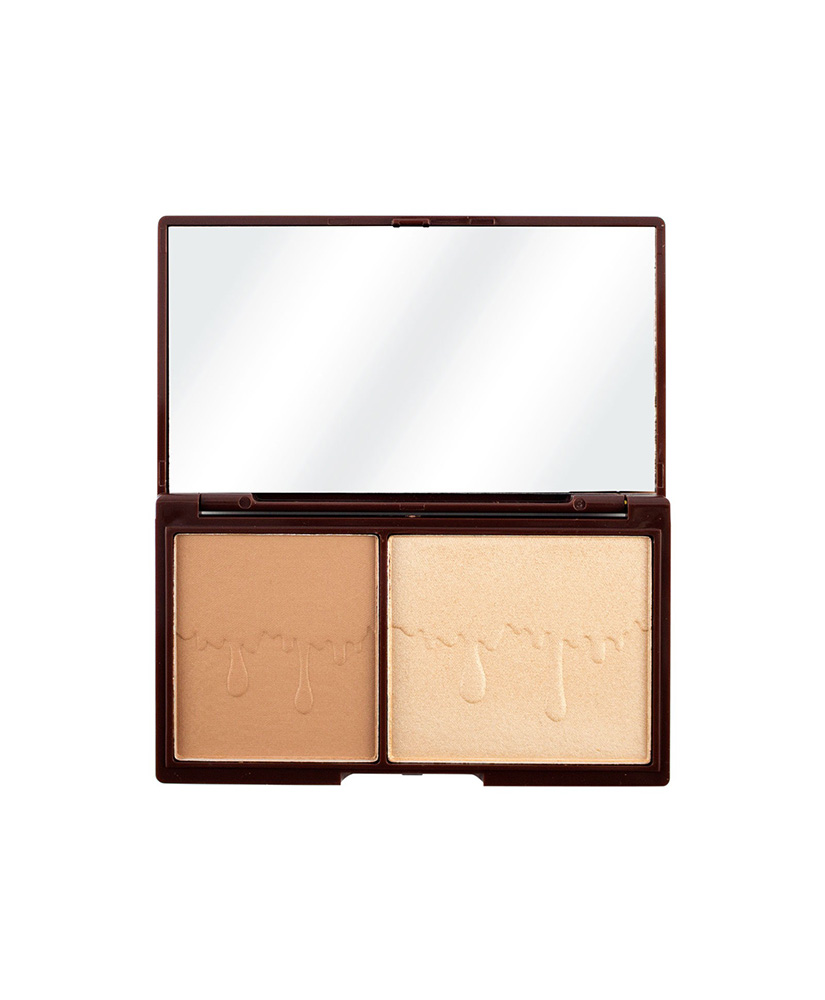 I HEART MAKEUP REVOLUTION BRONZE & GLOW CHOCOLATE 11gr