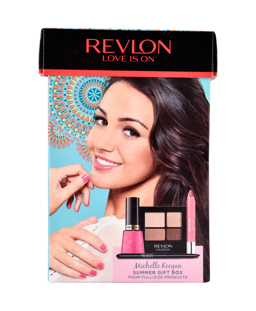 REVLON SUMMER GIFT BOX LOVE IS ON ΣΕΤ FULL-SIZE ΠΡΟΙΟΝΤΑ 4ΤΜΧ