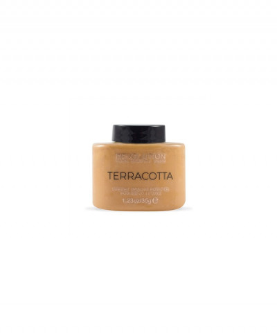 MAKEUP REVOLUTION ΠΟΥΔΡΑ LUXURY BAKING POWDER TERRACOTTA 35gr
