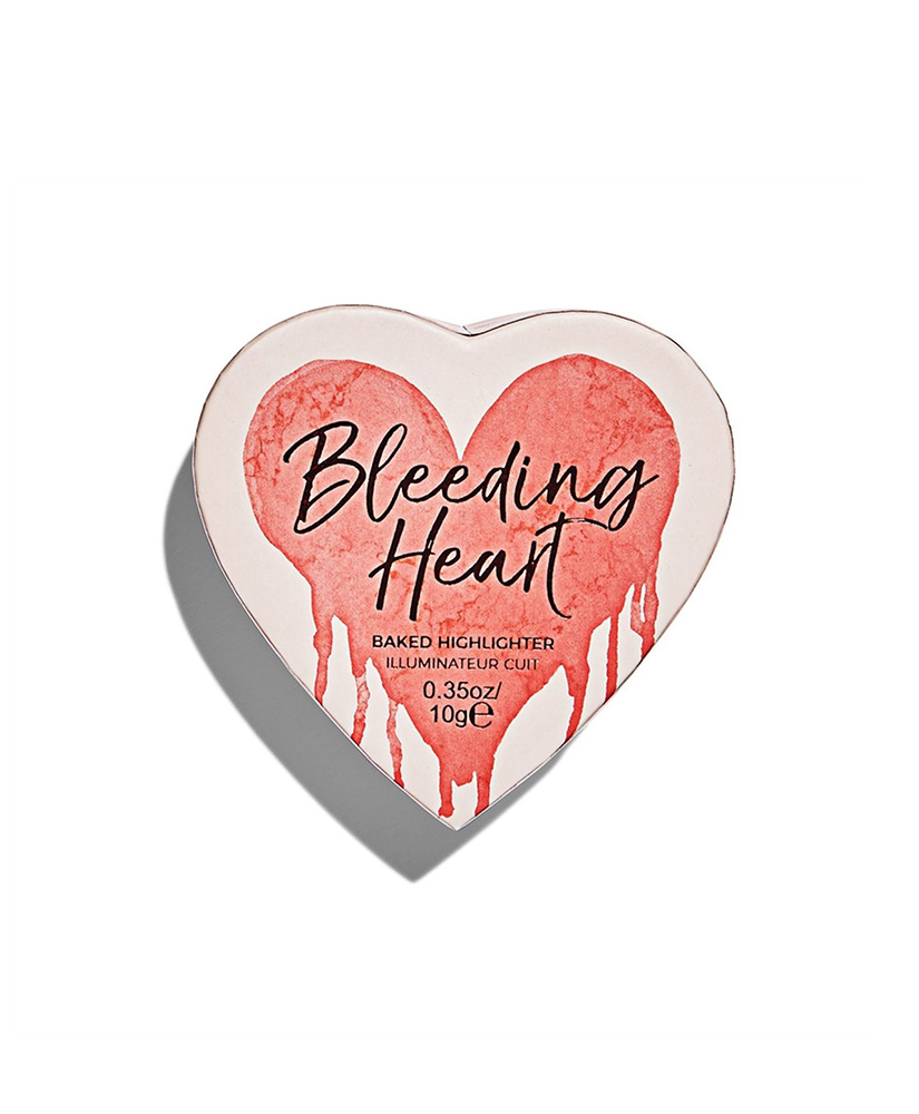 I HEART MAKEUP REVOLUTION HIGHLIGHTER BLEEDING HEART 10gr