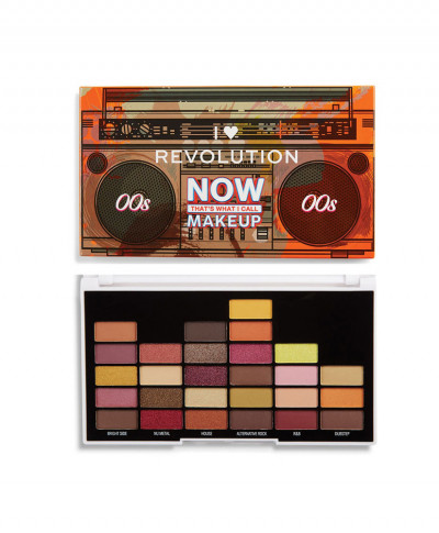 I HEART REVOLUTION ΠΑΛΕΤΑ ΜΕ ΣΚΙΕΣ ΜΑΤΙΩΝ NOW THAT'S WHAT I CALL MAKEUP 00s