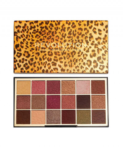 MAKEUP REVOLUTION WILD ANIMAL ΠΑΛΕΤΑ ΣΚΙΕΣ COURAGE