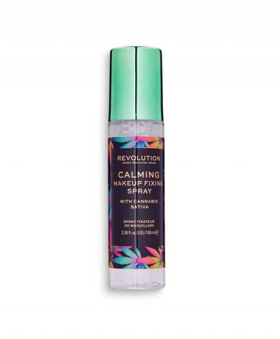 MAKEUP REVOLUTION CALMING MAKEUP FIXING SPRAY 100ML