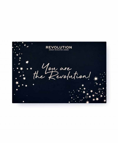 REVOLUTION MAKEUP YOU ARE THE REVOLUTION THE PR BOX ΣΕΤ ΔΩΡΟΥ 15τεμ