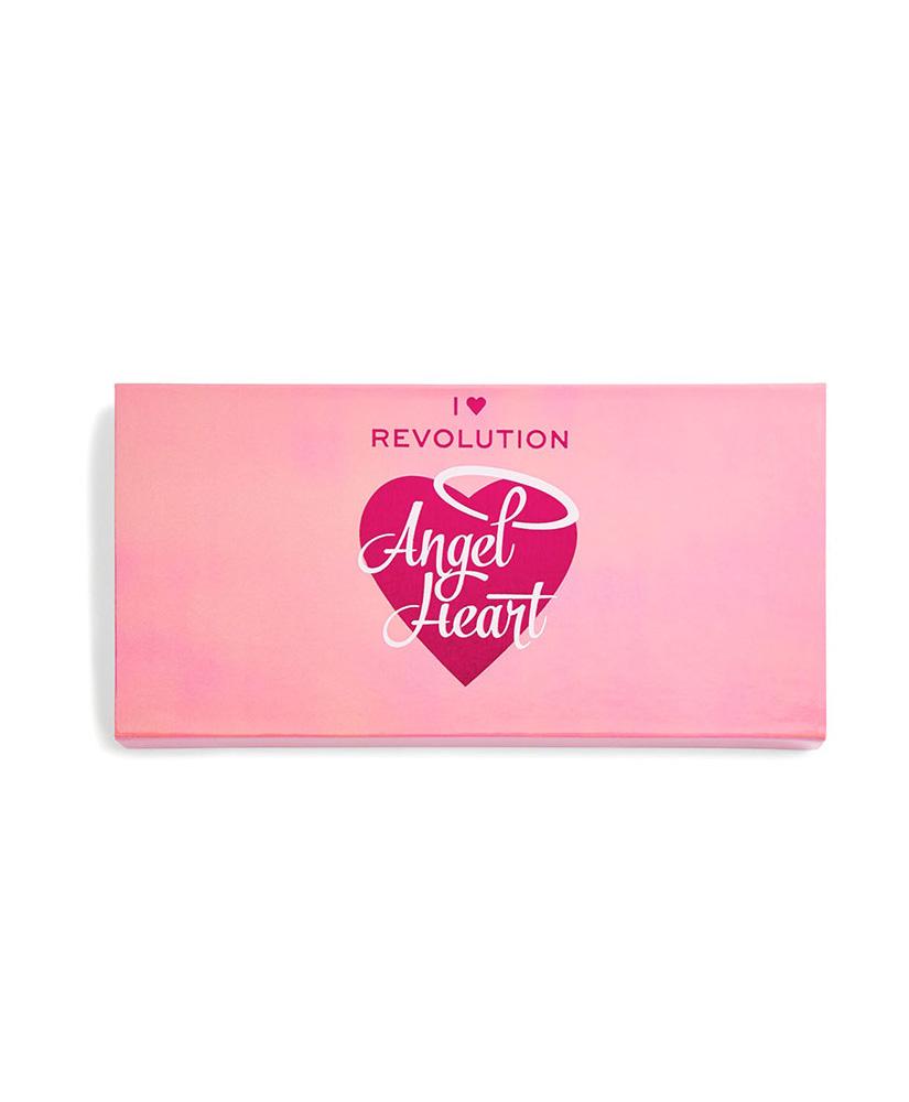 I HEART MAKEUP REVOLUTION ΠΑΛΕΤΑ ME ΣΚΙΕΣ ΜΑΤΙΩΝ ANGEL HEART