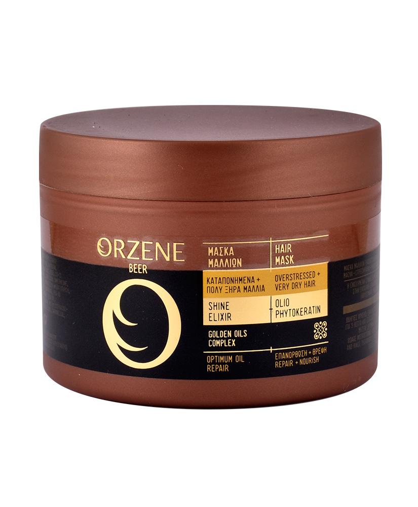 ORZENE ΜΑΣΚΑ ΜΑΛΛΙΩΝ OPTIMUM OIL REPAIR 250ML