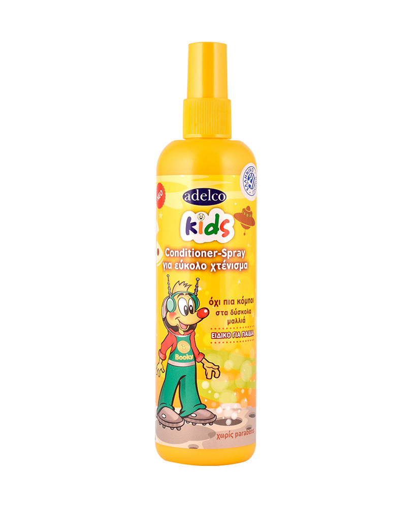 ADELCO KIDS CONDITIONER 200ML ΔΩΡΟ ΜΑΝΤΗΛΑΚΙΑ