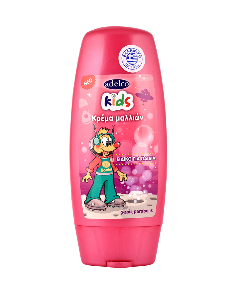 ADELCO KIDS ΚΡΕΜΑ ΜΑΛΛΙΩΝ 150ML ΔΩΡΟ ΜΑΝΤΗΛΑΚΙΑ