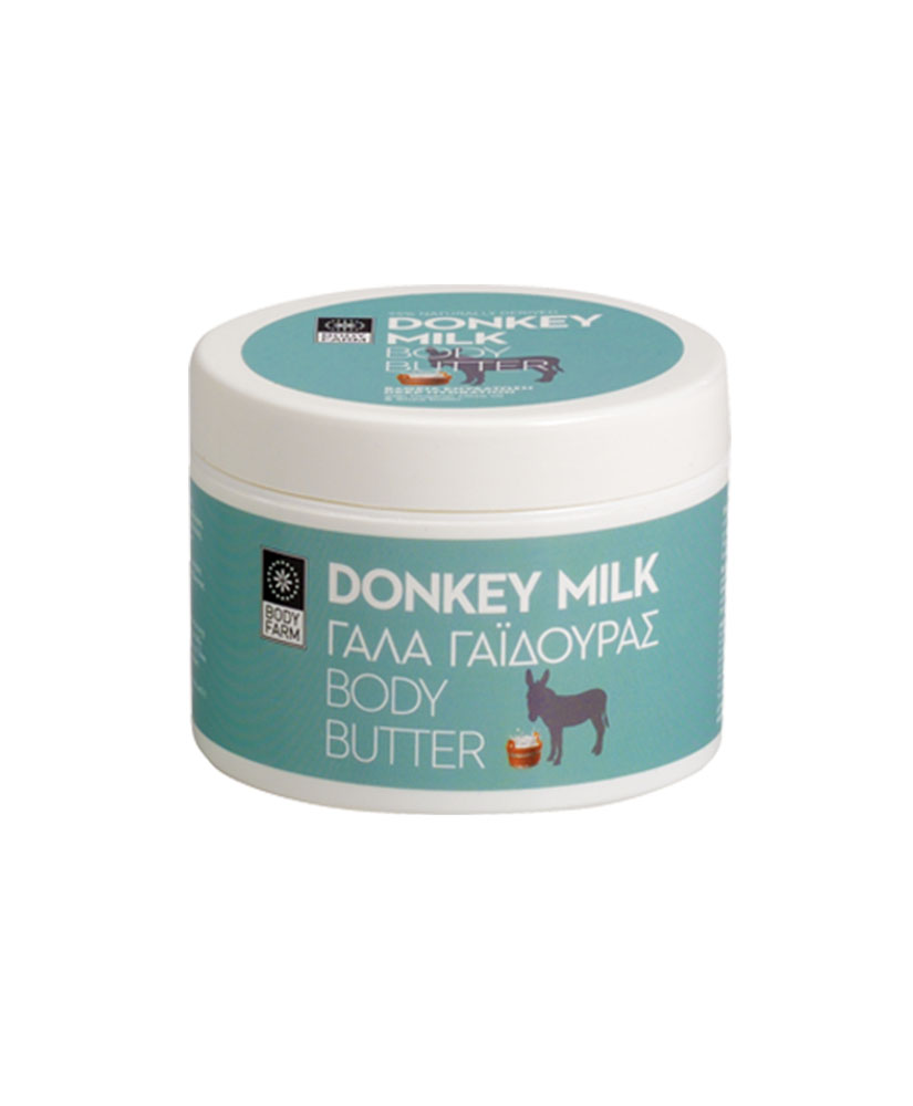 BODY FARM DONKEY MILK BODY BUTTER 200ml