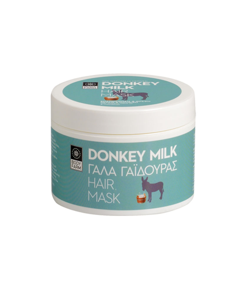 BODY FARM DONKEY MILK HAIR MASK 200ml