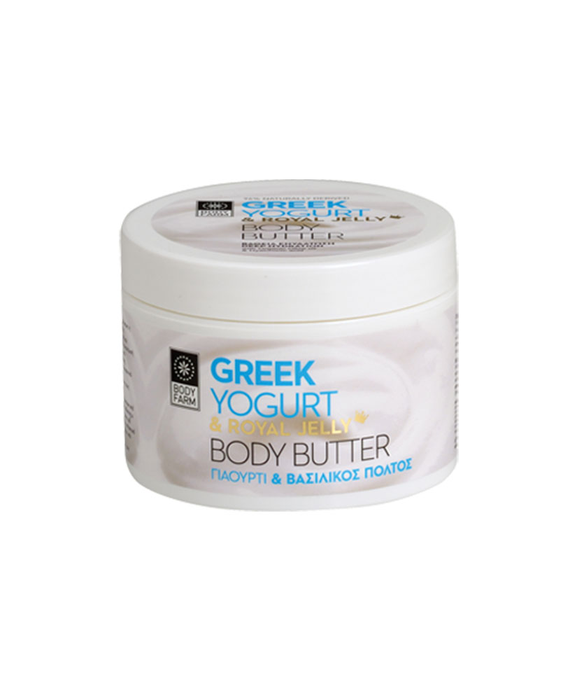 BODY FARM GREEK YOGURT BODY BUTTER 250ml