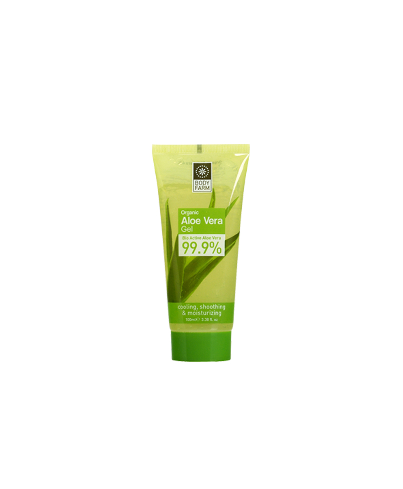 BODY FARM ALOE VERA GEL 99,9% 100ml
