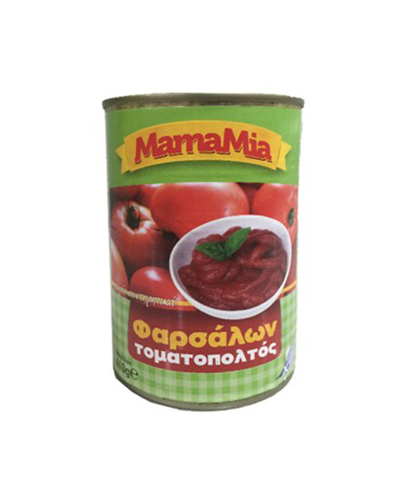 MAMA MIA ΤΟΜΑΤΟΠΟΛΤΟΣ ΦΑΡΣΑΛΩΝ  500ΓΡ