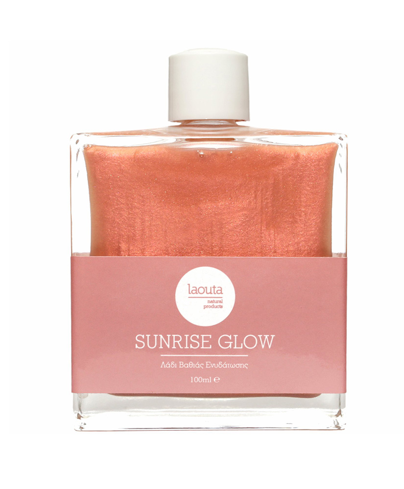 LAOUTA SUNRISE GLOW ΛΑΔΙ ΒΑΘΙΑΣ ΕΝΥΔΑΤΩΣΗΣ 100ML