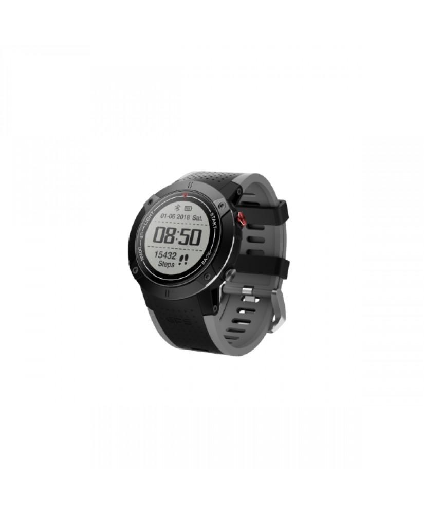 SW ADM18 SMART WATCH FITNESS GPS black