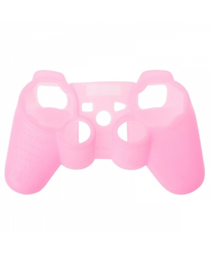 SENSO SILICONE CASE FOR PS3 pink