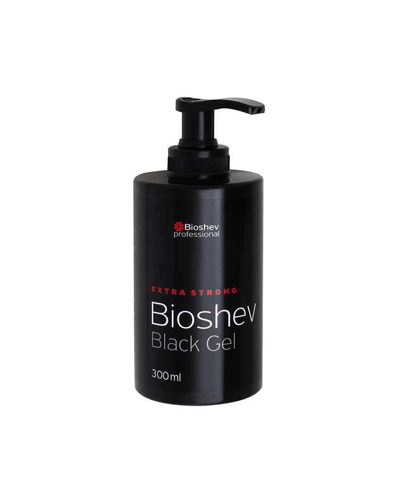 BIOSHEV BLACK GEL 300ml