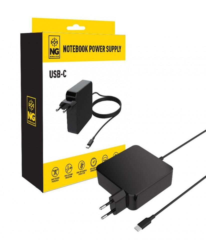NG-POWER 65W, TIP SIZE: TYPE C 78-TYPEC