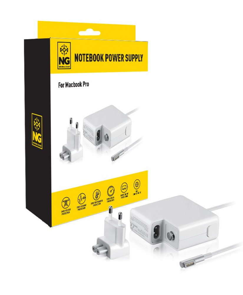 NG-POWER APPLE 16.5V 3.65A, TIP SIZE: MEGASAFE TIP 78-APPLE