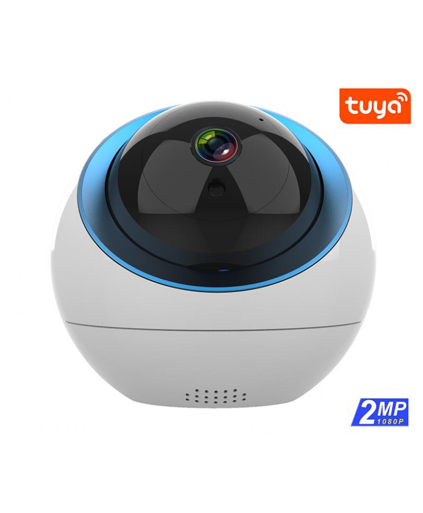 NG ΕΣΩΤΕΡΙΚΗ ΚΑΜΕΡΑ 1080p T8865 SERIES INDOOR PTZ IP CAMERA, 2MP, TUYA, MOTION TRACKING
