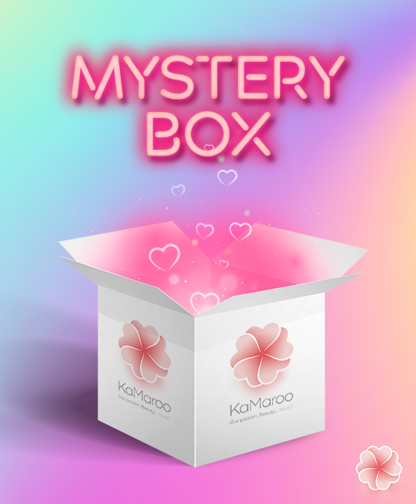 BEAUTY AND THE BOX #MAKEUP MYSTERY BOX