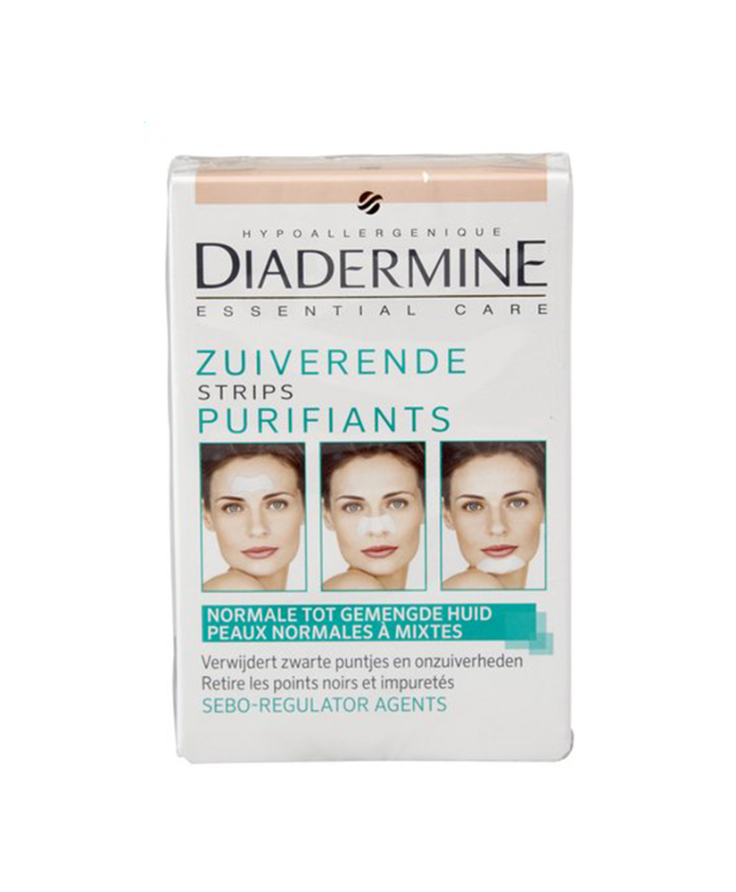 DIADERMINE ESSENTIAL PURIFYING STRIPS 6ΤΜΧ