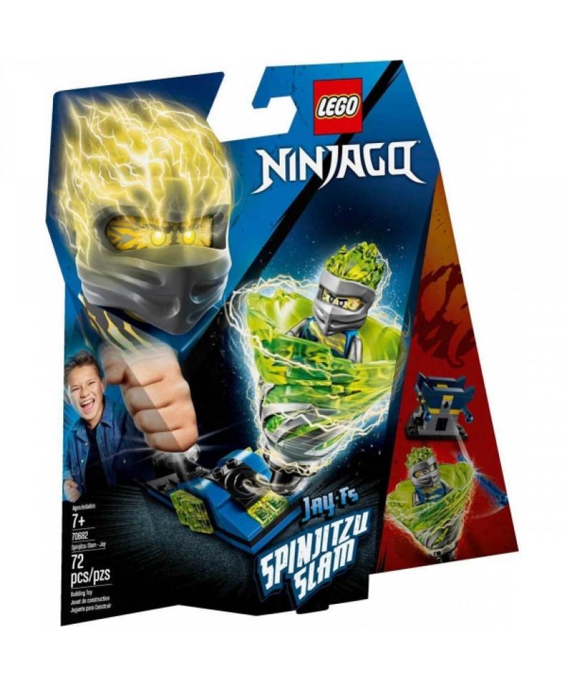 LEGO NINJAGO SPINJITZU SLAM JAY