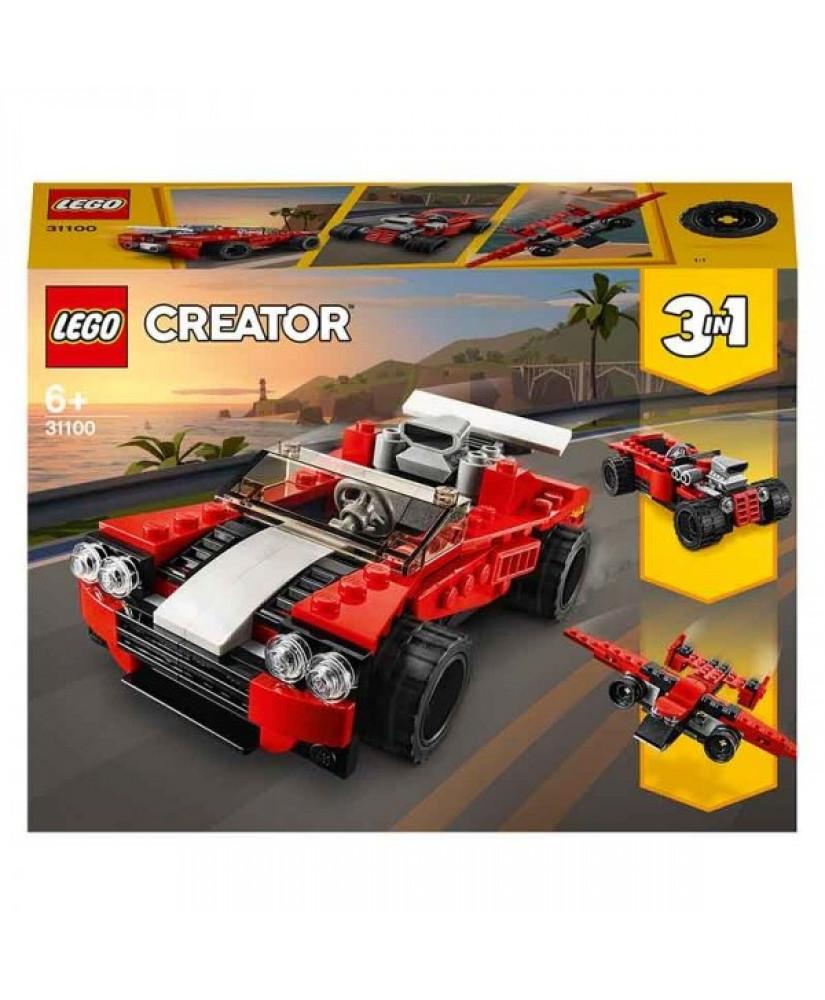 LEGO CREATOR 3 in 1 SPORTS CAR