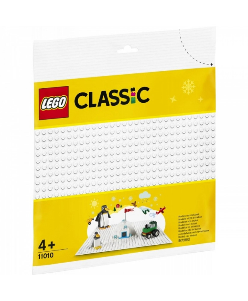LEGO CLASSIC BASEPLATE WHITE