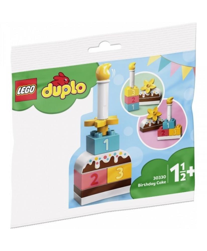 LEGO DUPLO BIRTHDAY CAKE