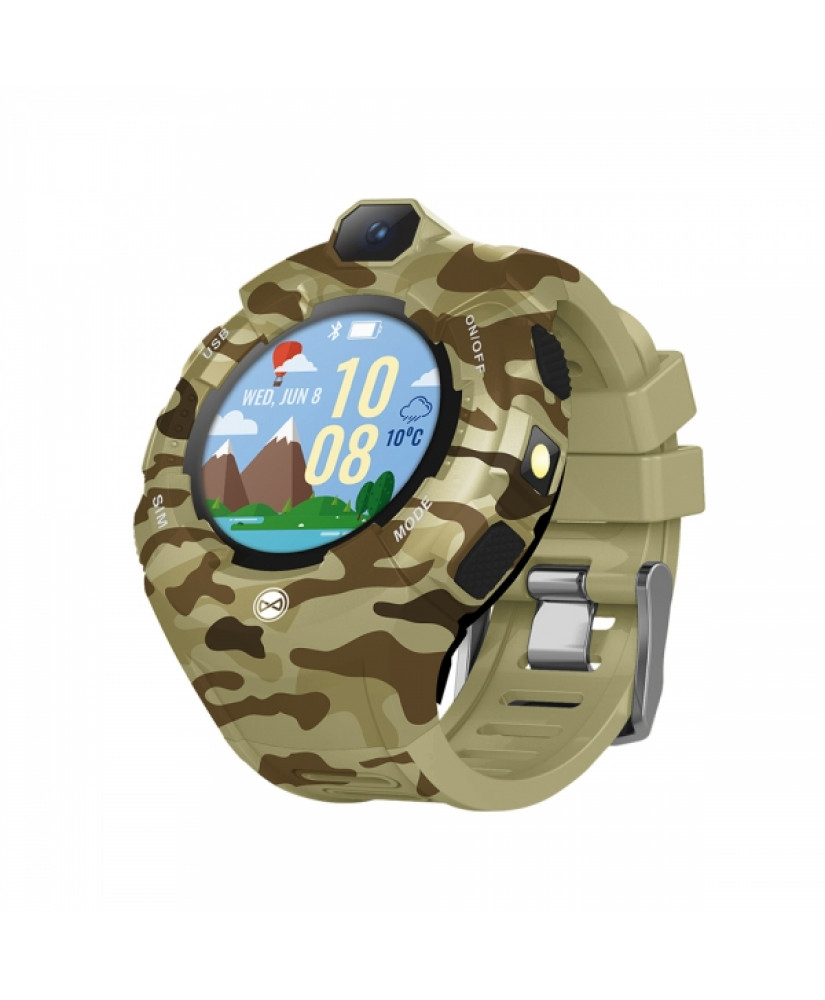 FOREVER SMART WATCH KIDS KW-400 CARE ME GPS military