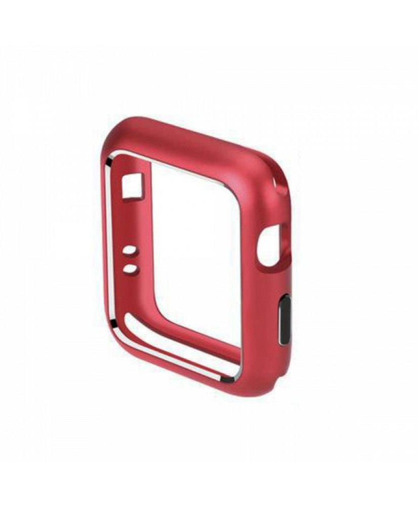 ALUMIN MAGNETIC CASE FOR APPLE WATCH 42mm red