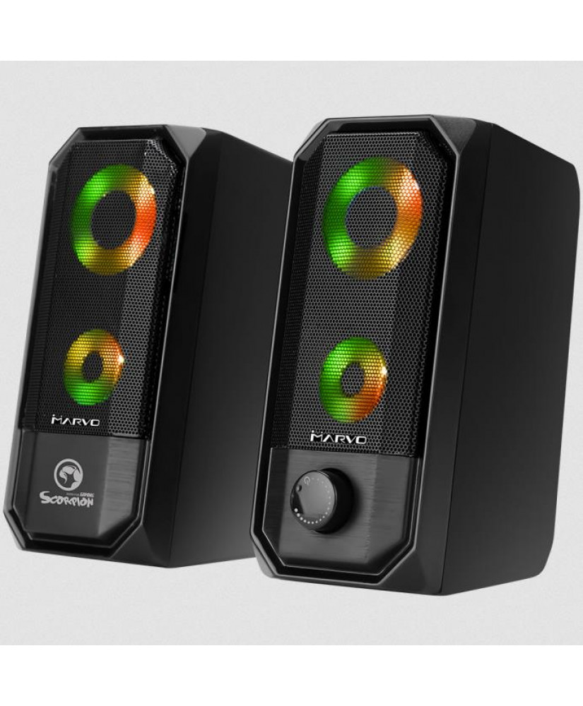 MARVO SG-265P RGB GAMING SPEAKER
