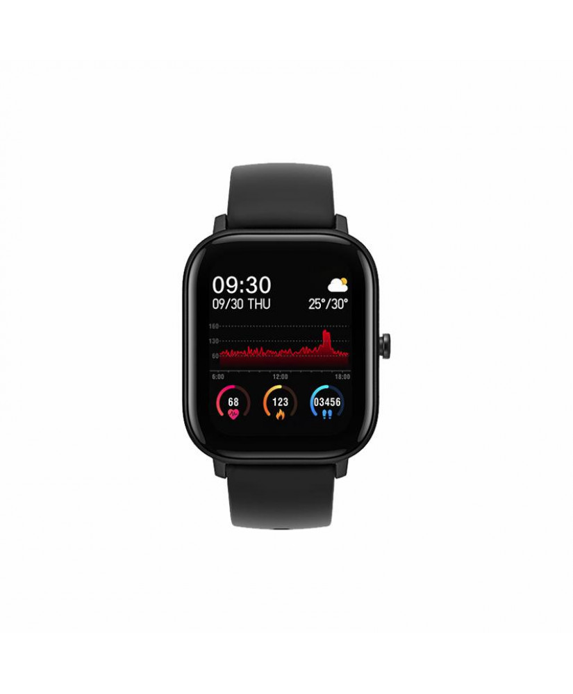 HAVIT M9006 SPORT SMART WATCH, ΜΑΥΡΟ, 1,4