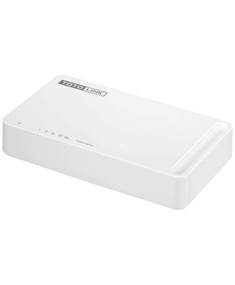 TOTOLINK 5-Port Gigabit Desktop Switch