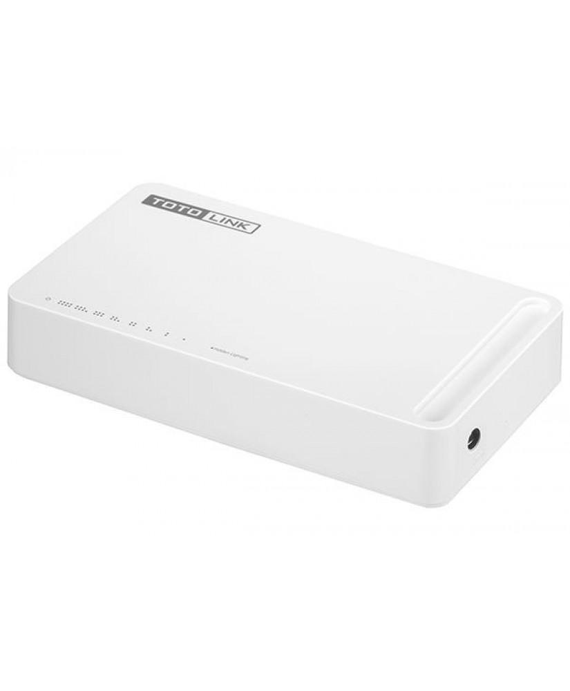 TOTOLINK 8-Port Gigabit  Desktop Switch
